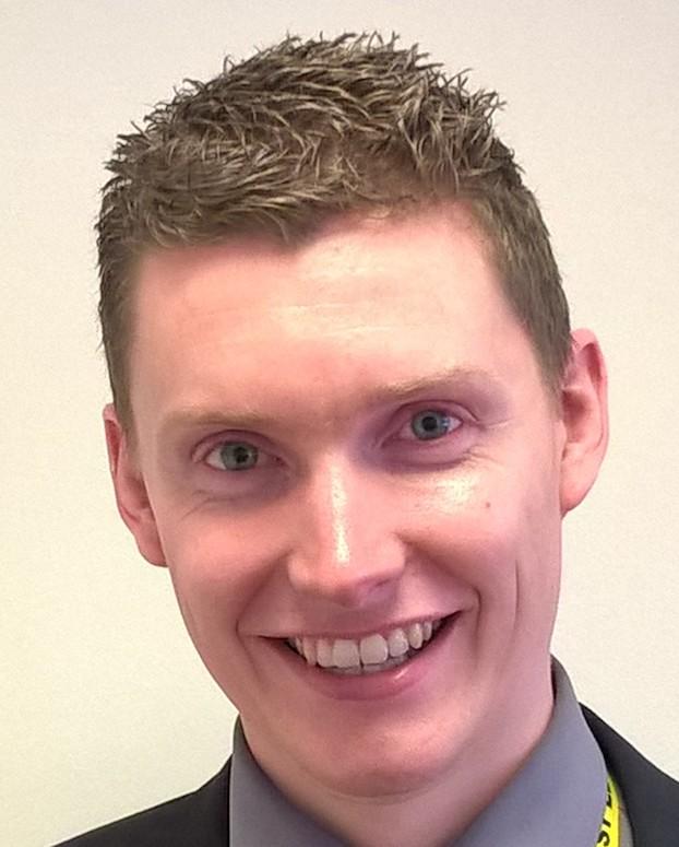 Mark Anderson Revenue Development Manager